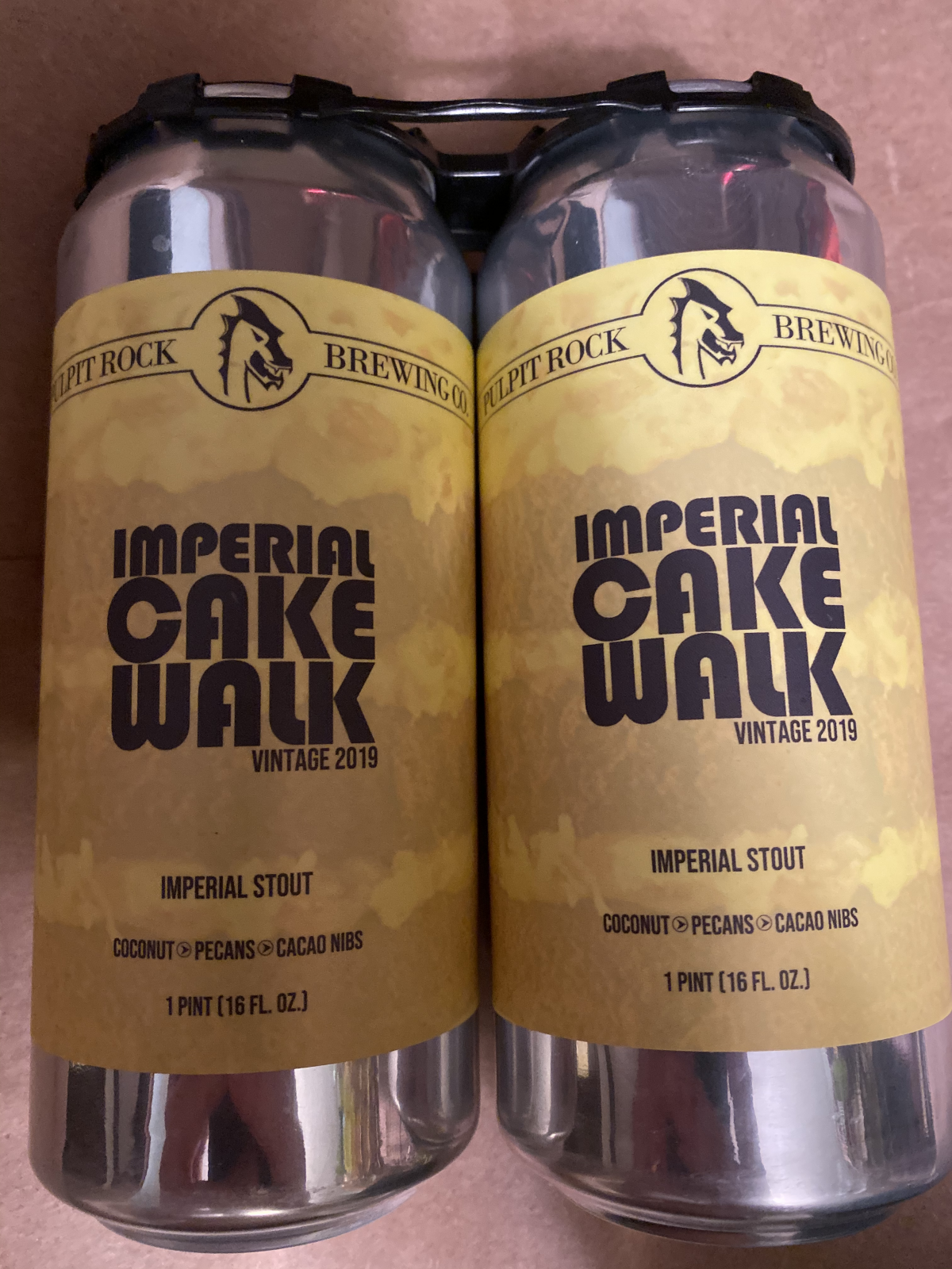 Imperial Cake Walk - Pulpit Rock - 2 cans