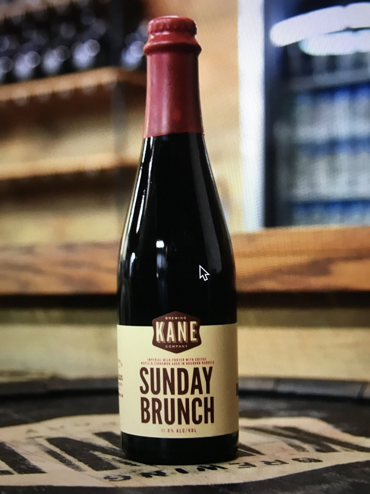 kane barrel aged sunday brunch 2018 mybeercollectibles
