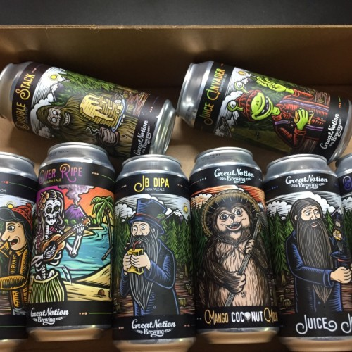 Great Notion Elite 8