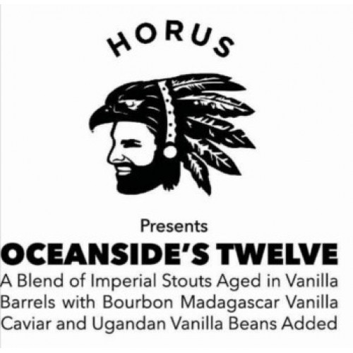 Horus - Oceanside's Twelve 12 - Will ship Monday, 5/27.