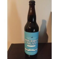 2013 Bourbon County Brand Stout Proprietors