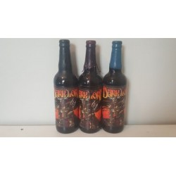 Lot: 3 Year 2014-16 Dark Lord Vertical