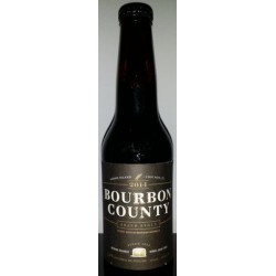 Bourbon County Brand Stout 2014