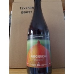 Holy Mountain Brewing- 2017 Abscission