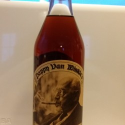Pappy Van Winkles 15 Years Family Reserve Straight Bourbon Whiskey 53,5% - RARE