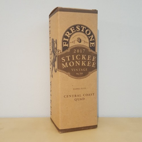 2017 - Stickee Monkee - Firestone Walker