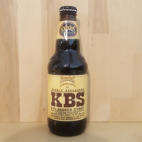2016 Founders KBS - Kentucky Breakfast Stout - 12oz