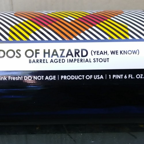 Cycle Dos of Hazard