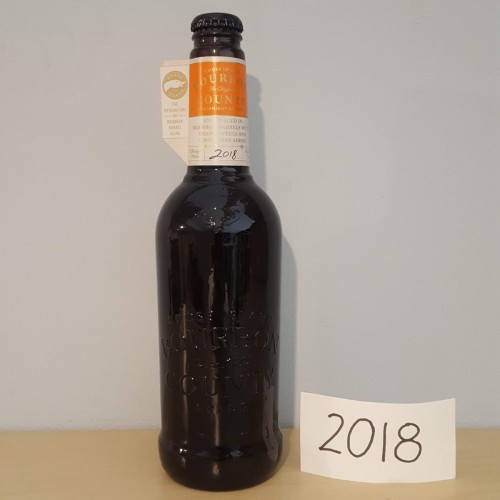 2018 Bourbon County - Midnight Orange