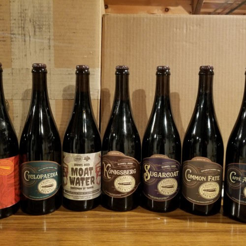 Cigar City El Catador 8 FULL SET - 7 bottles