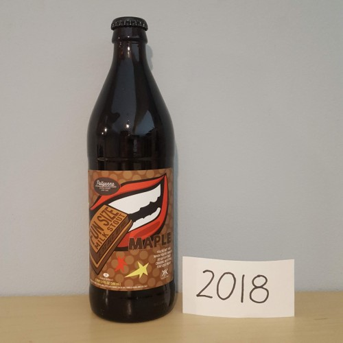2018 MAPLE FUN SIZE - POLLYANNA BREWING