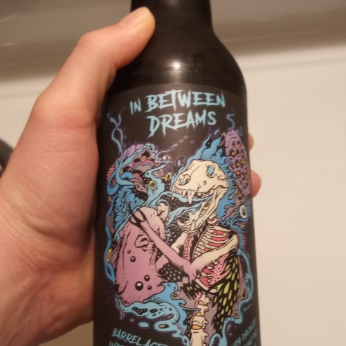 Hidden Springs In Between Dreams BA Stout
