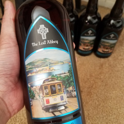 NO RESERVE! 2017 Cable Car - The Lost Abbey