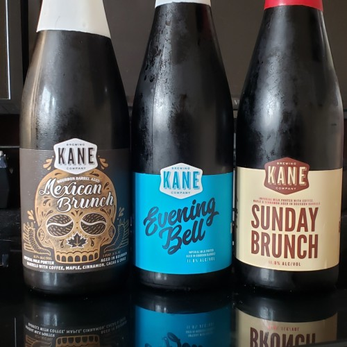 Bourbon barrel Kane Mexican Brunch, Sunday brunch, Evening bell