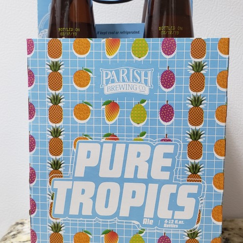Parish Brewing Pure Tropics