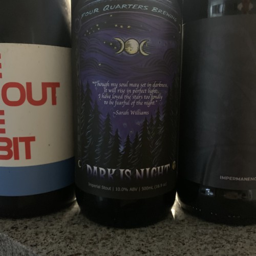 Tree House Brewing: Impermanence+ other half & four quarters brewing