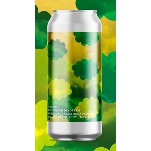 Other Half Triple Nelson Daydream Imperial Oat Cream IPA Four Pack from 9/7 Release