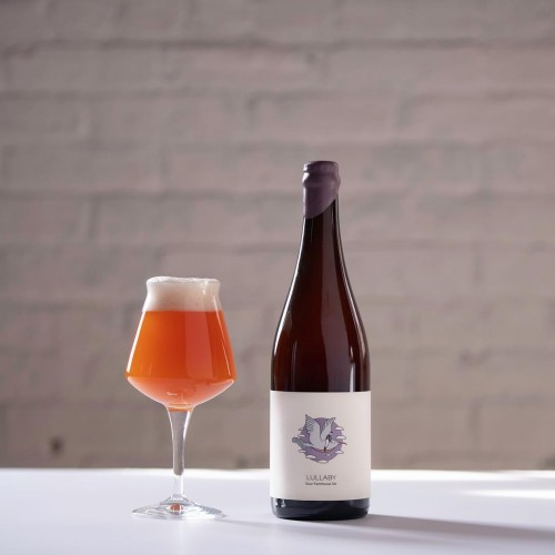 Hudson Valley: LULLABY Sour Farmhouse Ale