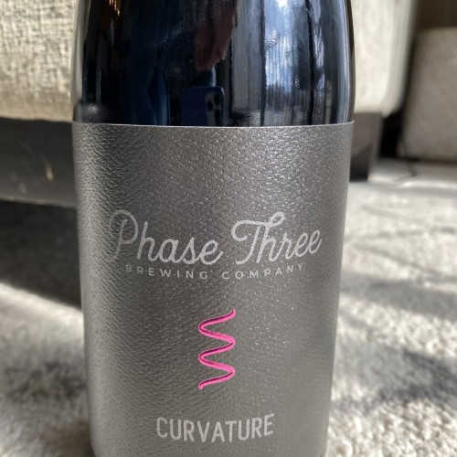 Phase Three Brewing Curvature Batch 4