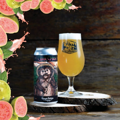Great Notion Guava Mochi