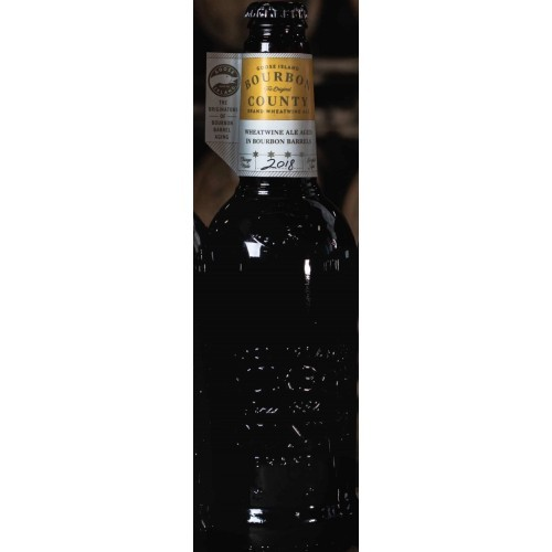 Bourbon County Brand Wheatwine (1 Bottle ) Low Low Price !!!