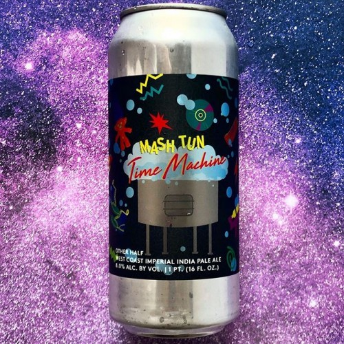 Other Half 4-pack: Mash Tun Time Machine Imperial West Coast IPA, 4-pack