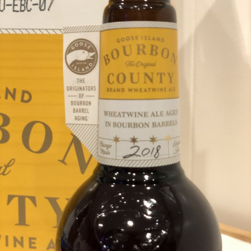 Bourbon County 2018 Wheatwine