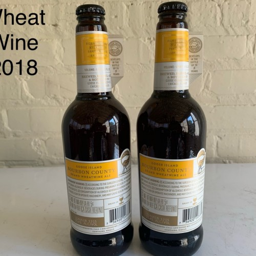 Barley and Wheat Wine Collection