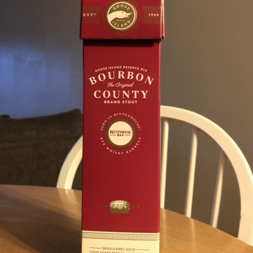 2019 Goose Island Bourbon County-Reserve Rye