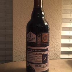 J Wakefield Brewing Aye Que Rico Blue Label MacAllan 12yr Scotch Barrel Aged Imperial Stout w/Dulce De Leche