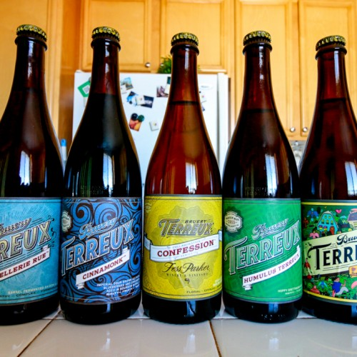 SIX (6) bottles from Bruery YOUR PICK 2012-2016
