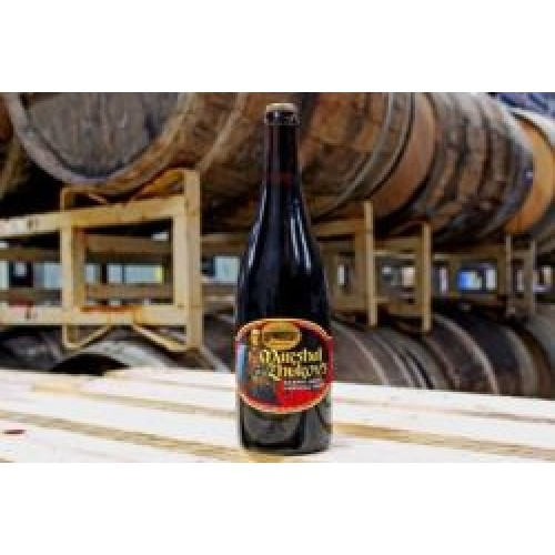 Cigar City Sherry Barrel Aged Marshal Zhukov