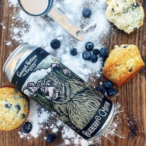 Great Notion Blueberry Muffin