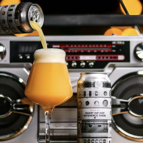 Trillium X Monkish Collab Insert Hip Hop Reference There X 4 TIPA