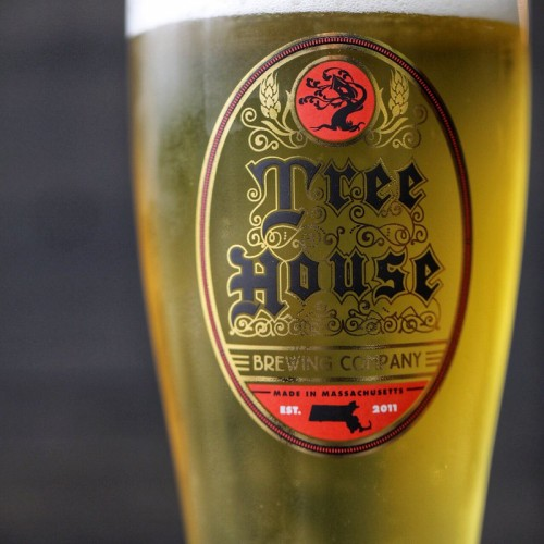 TREE HOUSE:  Pilsner Glass ***RARE***