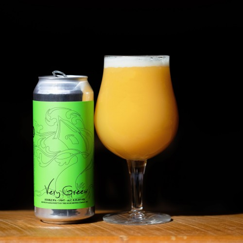 Tree House -- Very Green DIPA -- Sept 2 Can Date