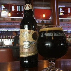 Funky Buddha Mexican Coffee Jose Cuervo Tequila Barrel Aged Imperial Stout