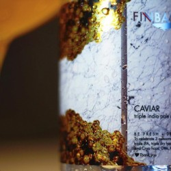 1 4pack Finback Caviar Triple IPA for 3rd Anniversary