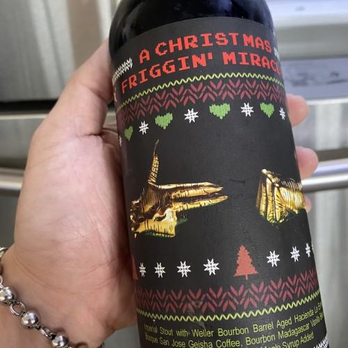 A Christmas Miracle 2020 Horus Aged Ales A Christmas Friggin' Miracle (2020