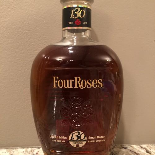 Four Roses Limited Edition 2018 130th - 750ml