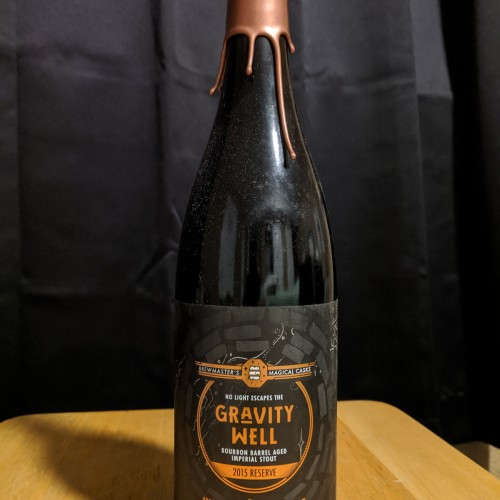 Insight: Bourbon BA Gravity Well (2015)