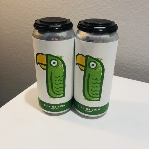 Green Cheek - Sink or Swim (2 Cans)