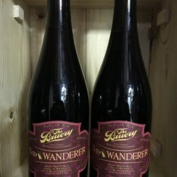 The Bruery - the Wanderer 2 bottle lot