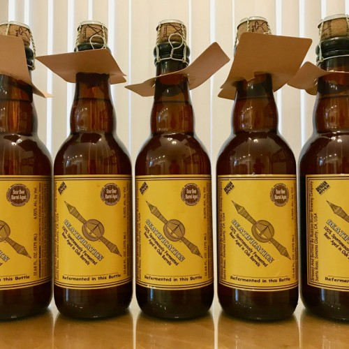 Russian River Beatification - 5 Bottles!