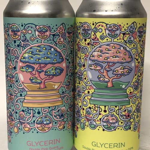 HUDSON VALLEY GLYCERIN SOUR IPA - NEWEST RELEASE