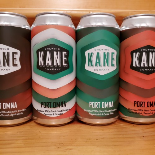 Kane Port Omna Variants Mixed 4-pack