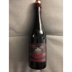 Crooked Stave Nightmare on Brett Raspberries (750 ml)