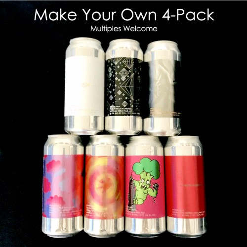 Other Half Brewing | 4 Varieties | Make Your Own IPA 4-Pack | Don't Miss Out!