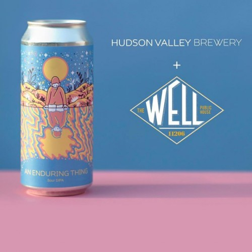 Hudson Valley - The Well NYC 4-pack: An Enduring Thing DIPA, 4-pack