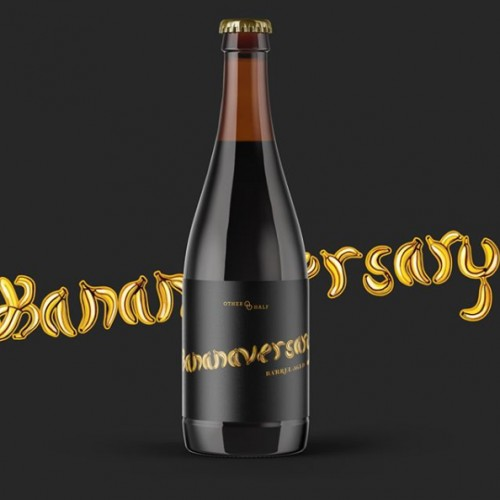Other Half: Bourbon Barrel Aged Bananaversary Imperial Stout